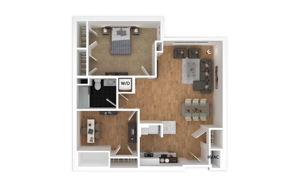Coral studio 1 2 and 3 bedroom apartments in cambridge - 3 bedroom apartments in cambridge ma ...